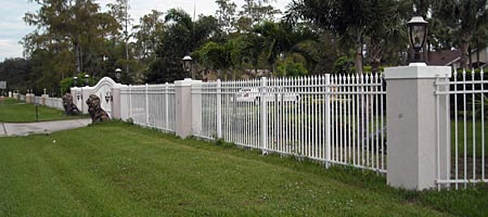 Custom Fencing West Palm Beach